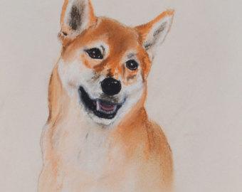 Shiba Inu svg #1, Download drawings