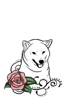 Shiba Inu svg #13, Download drawings