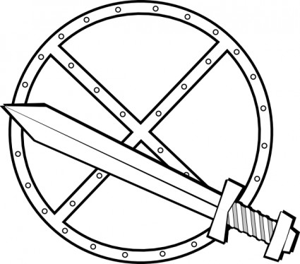 Shield clipart #17, Download drawings