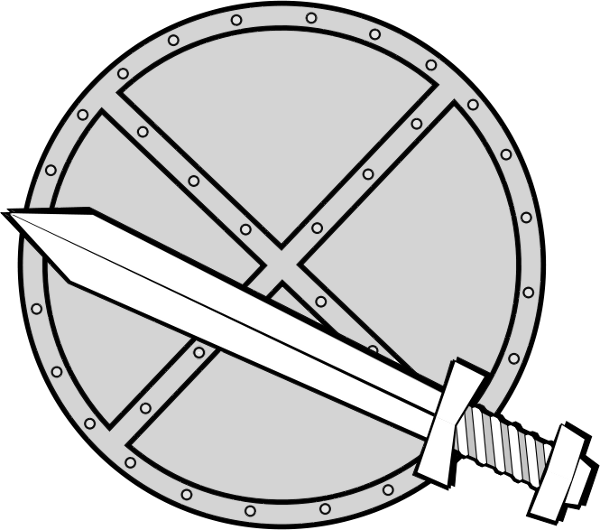 Shield clipart #3, Download drawings