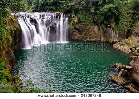 Shifen Waterfall clipart #17, Download drawings