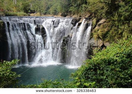 Shifen Waterfall clipart #9, Download drawings