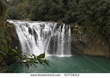 Shifen Waterfall clipart #2, Download drawings