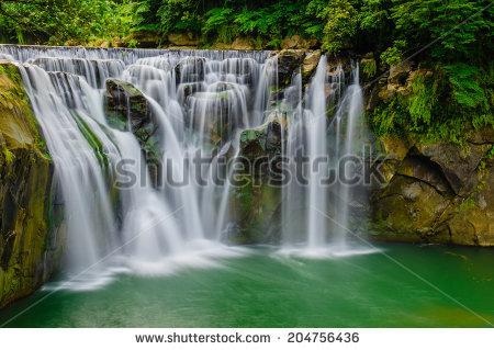 Shifen Waterfall clipart #5, Download drawings