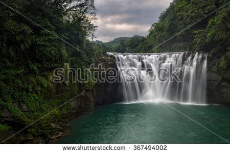 Shifen Waterfall clipart #4, Download drawings
