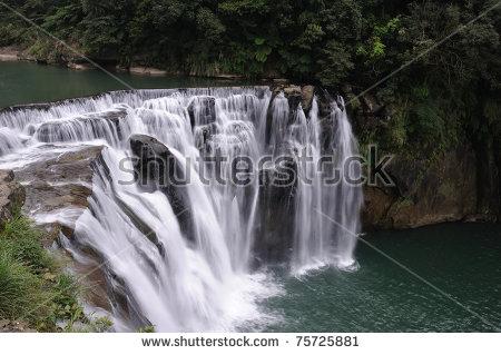 Shifen Waterfall clipart #16, Download drawings
