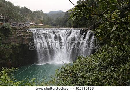 Shifen Waterfall clipart #12, Download drawings
