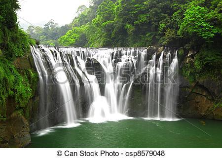 Shifen Waterfall clipart #10, Download drawings