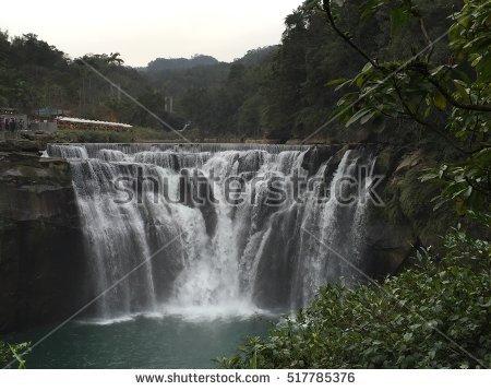 Shifen Waterfall clipart #8, Download drawings