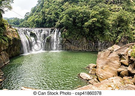 Shifen Waterfall clipart #11, Download drawings