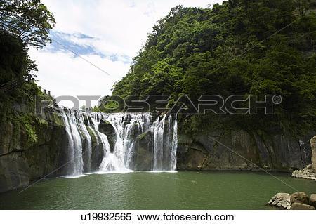 Shifen Waterfall clipart #15, Download drawings