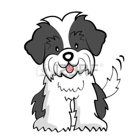 Shih Tzu clipart #1, Download drawings