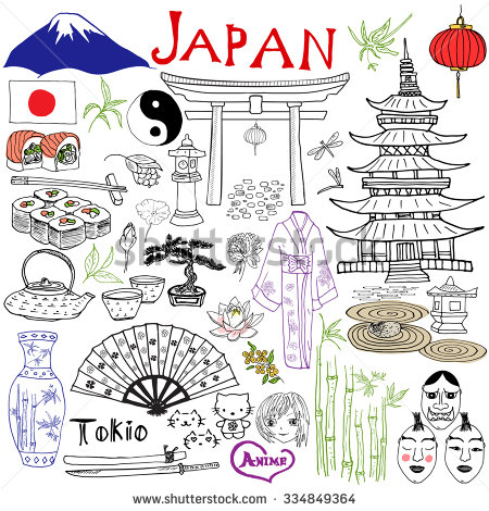 Shinto coloring #16, Download drawings