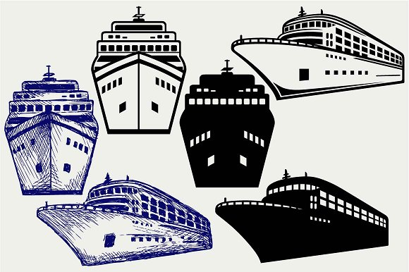 Cruise Ship svg #12, Download drawings