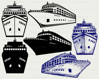 Cruise Ship svg #13, Download drawings