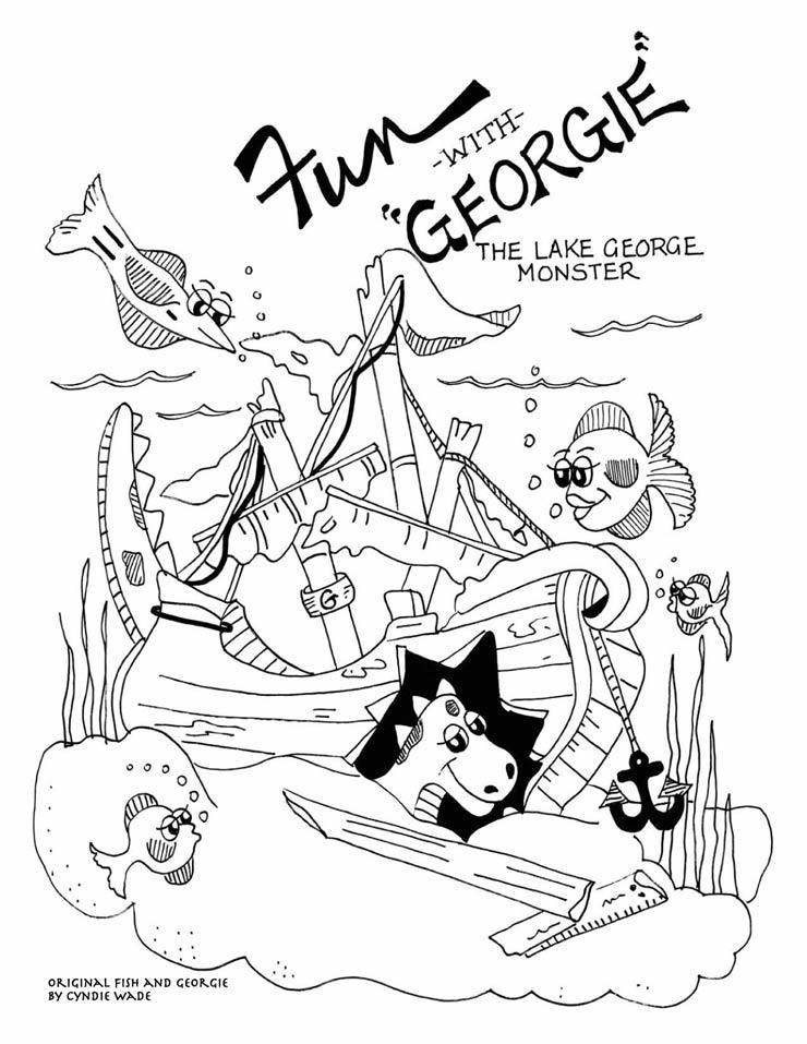 Shipwreck coloring #6, Download drawings