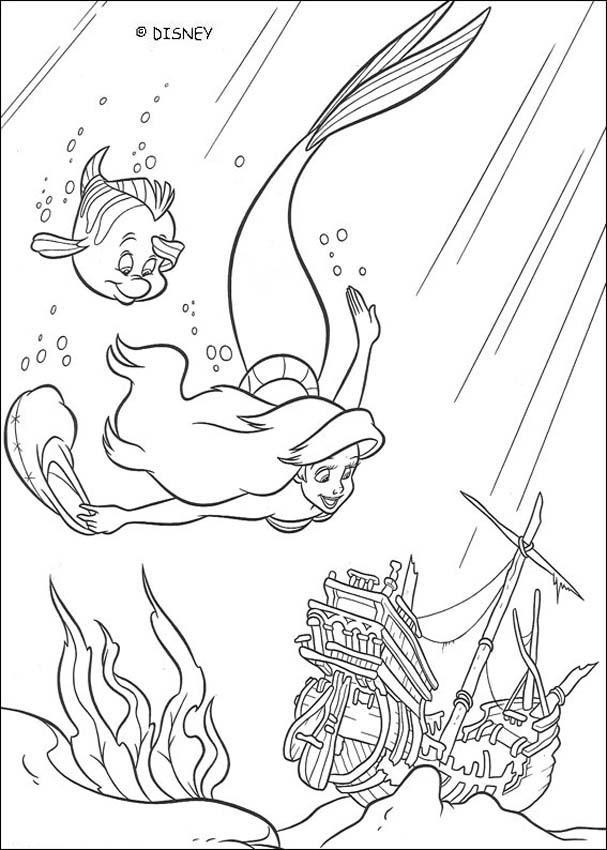 Shipwreck coloring #10, Download drawings