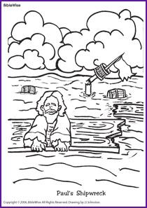 Shipwreck coloring #8, Download drawings