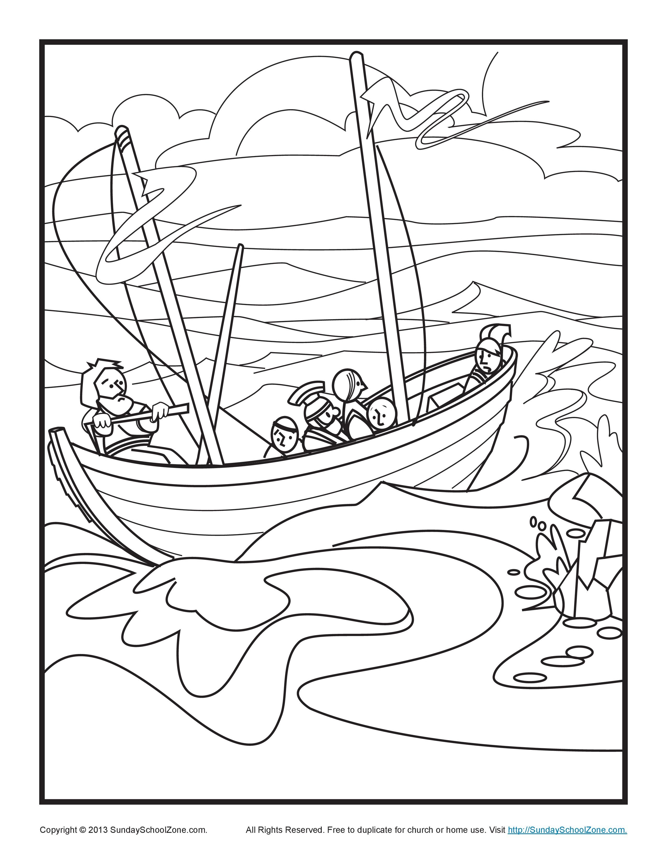 Shipwreck coloring #9, Download drawings