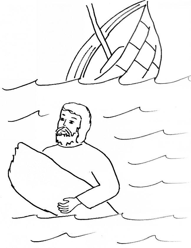 Shipwreck coloring #18, Download drawings