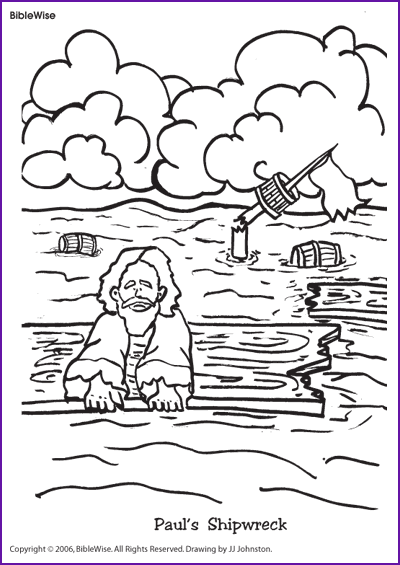 Shipwreck coloring #7, Download drawings