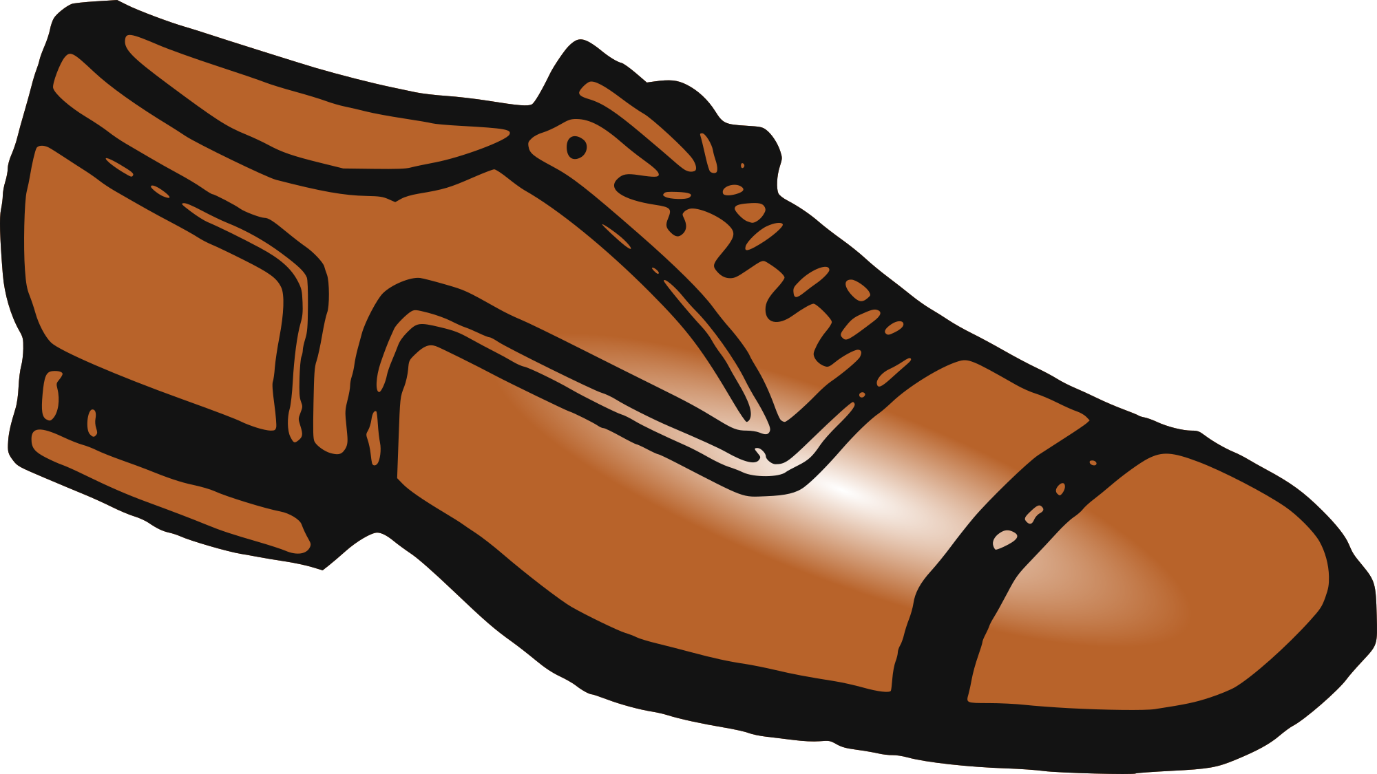 Shoe clipart #4, Download drawings
