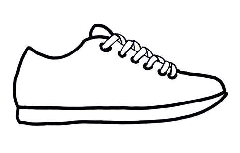 Shoe clipart #19, Download drawings