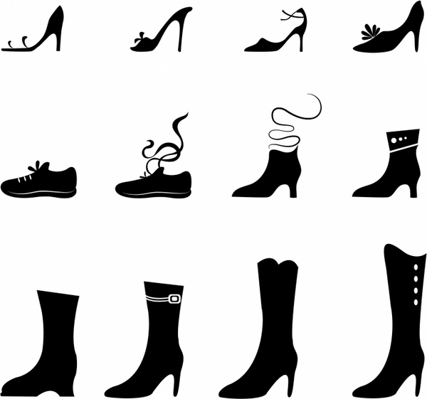 Shoe svg #13, Download drawings