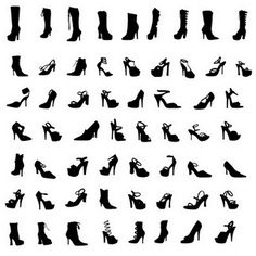 Shoe svg #10, Download drawings