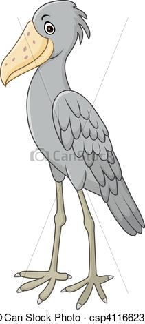 Shoebill clipart #18, Download drawings