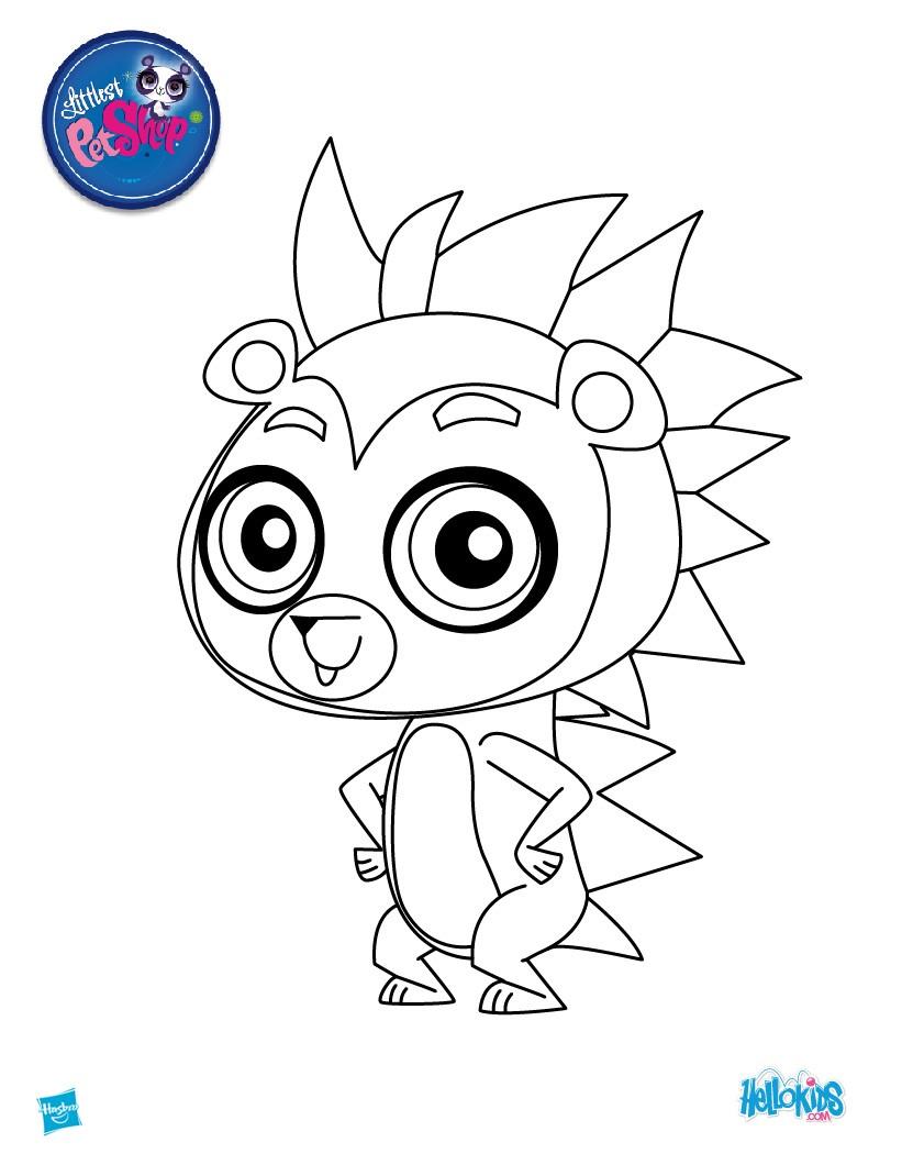 Shop coloring #7, Download drawings