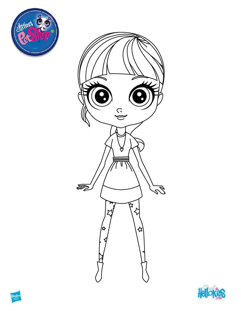 Shop coloring #6, Download drawings
