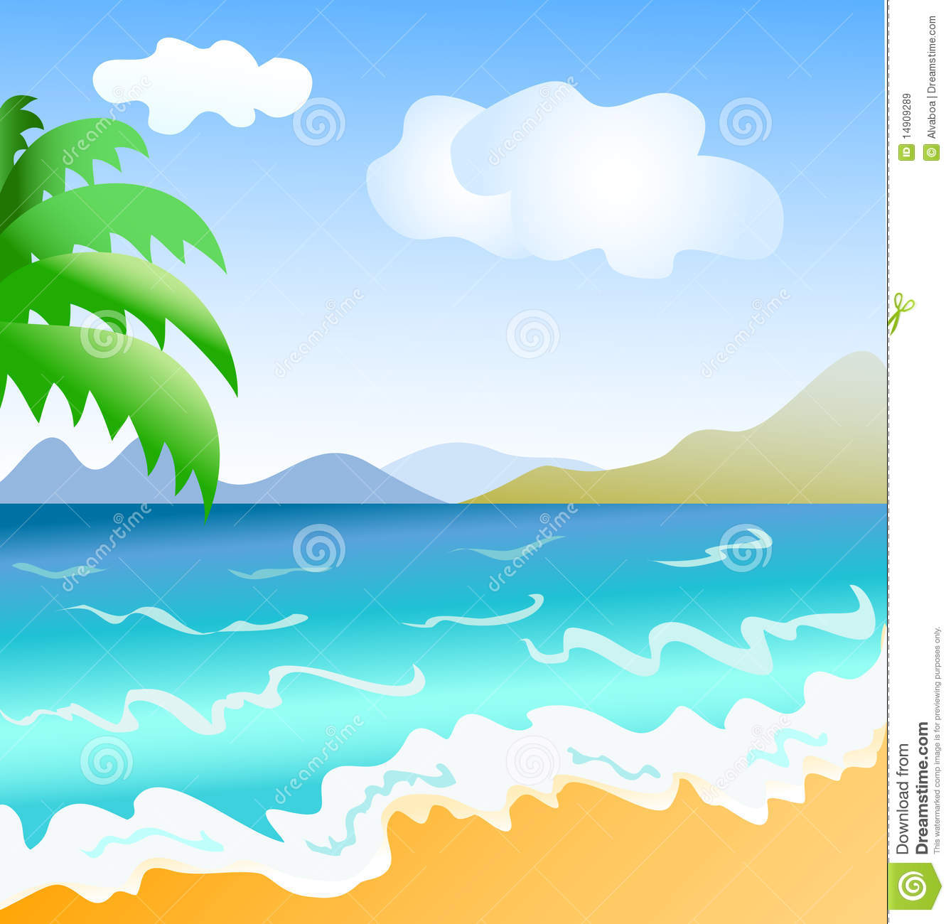 Shore clipart #17, Download drawings