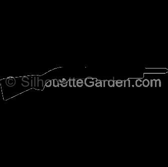 shotgun svg #573, Download drawings
