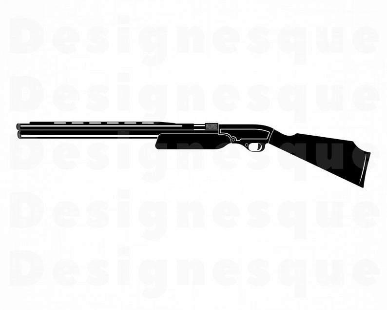 shotgun svg #568, Download drawings