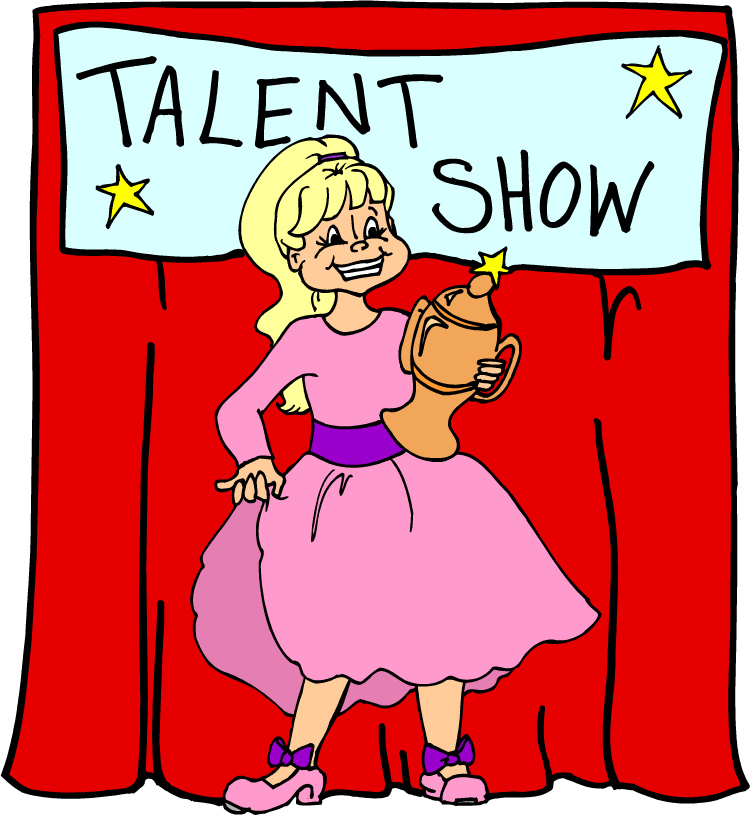 Show clipart #3, Download drawings