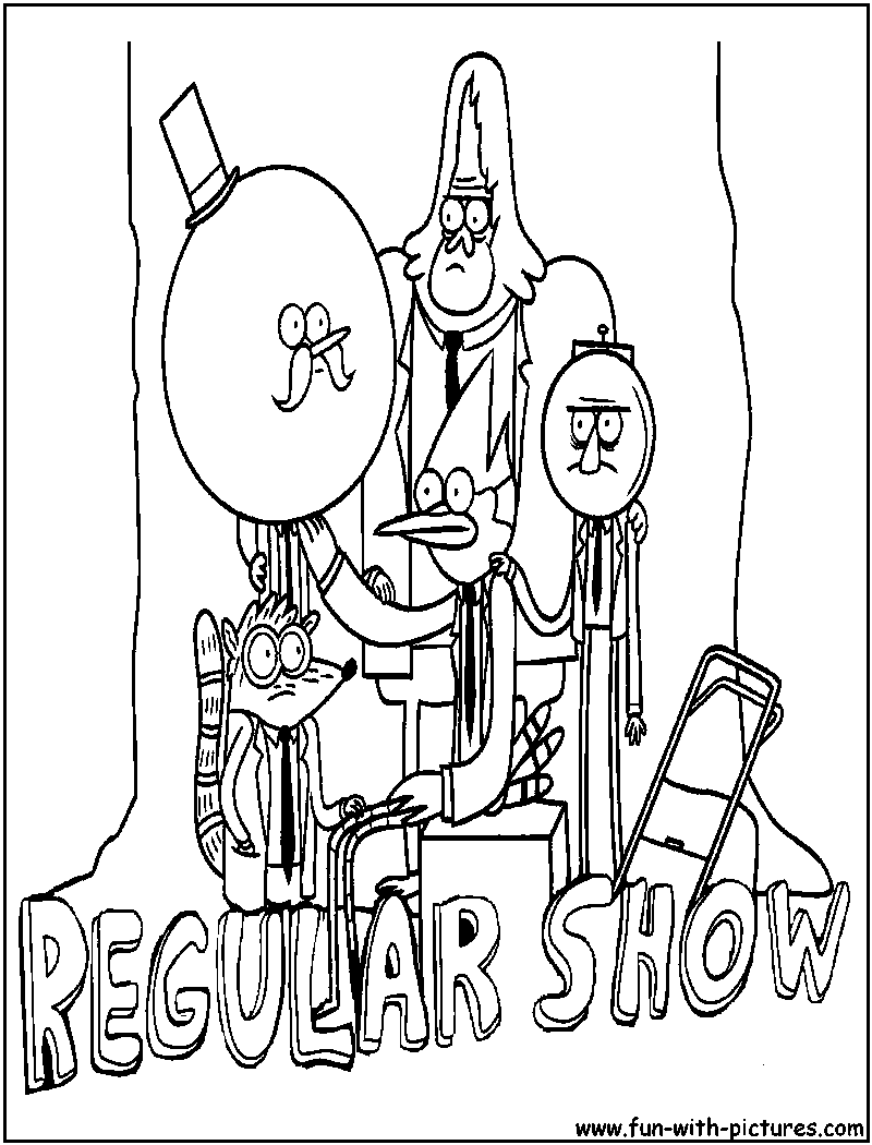 Show coloring #18, Download drawings