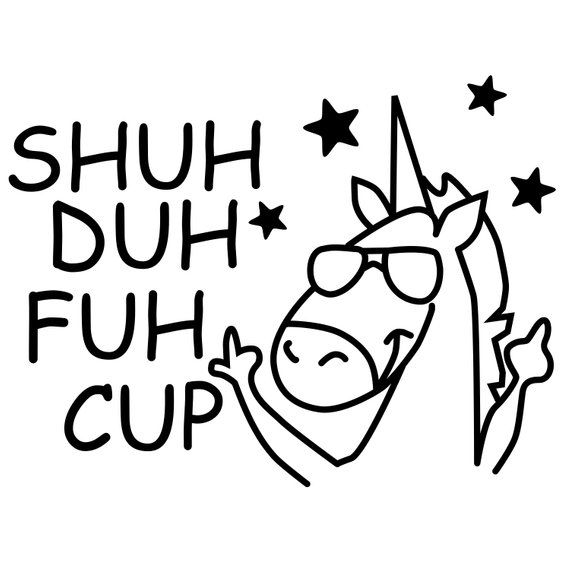 shuh duh fuh cup svg #916, Download drawings