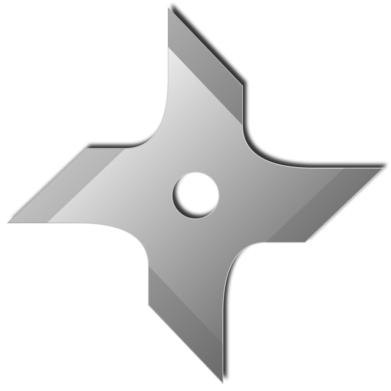 Shuriken clipart #10, Download drawings
