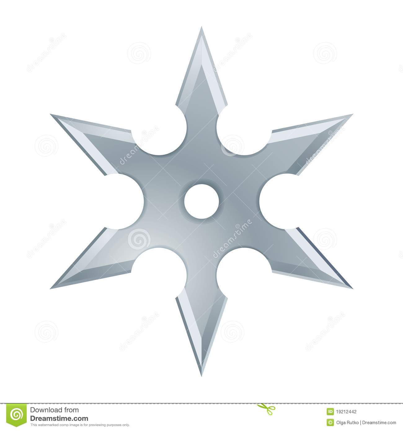 Shuriken clipart #9, Download drawings