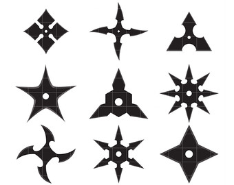 Shuriken clipart #4, Download drawings
