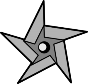 Shuriken clipart #16, Download drawings