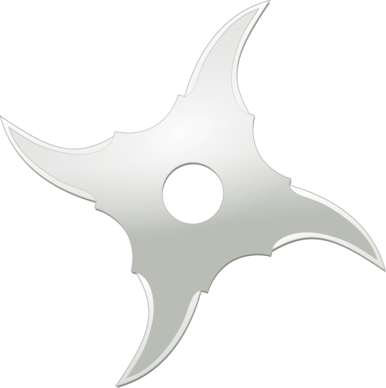 Shuriken clipart #13, Download drawings