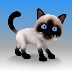 Siamese Cat clipart #18, Download drawings