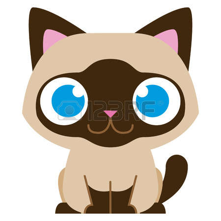Siamese Cat clipart #3, Download drawings