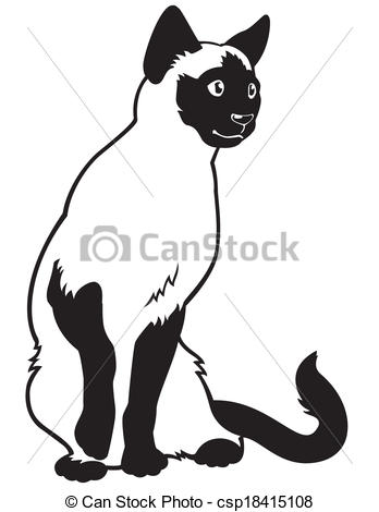 Siamese Cat clipart #7, Download drawings