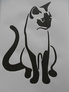 Siamese Cat svg #18, Download drawings