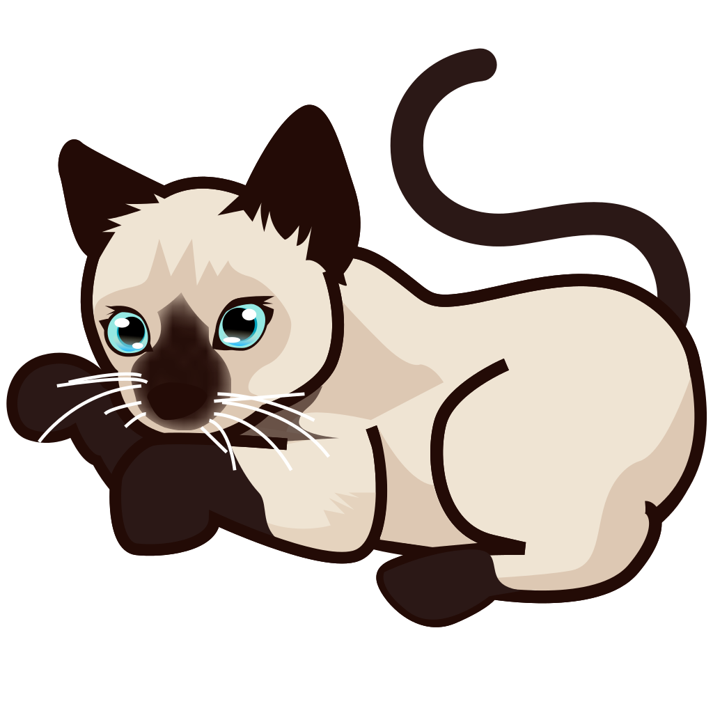 Siamese Cat svg #4, Download drawings