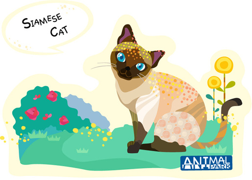 Siamese Cat svg #20, Download drawings