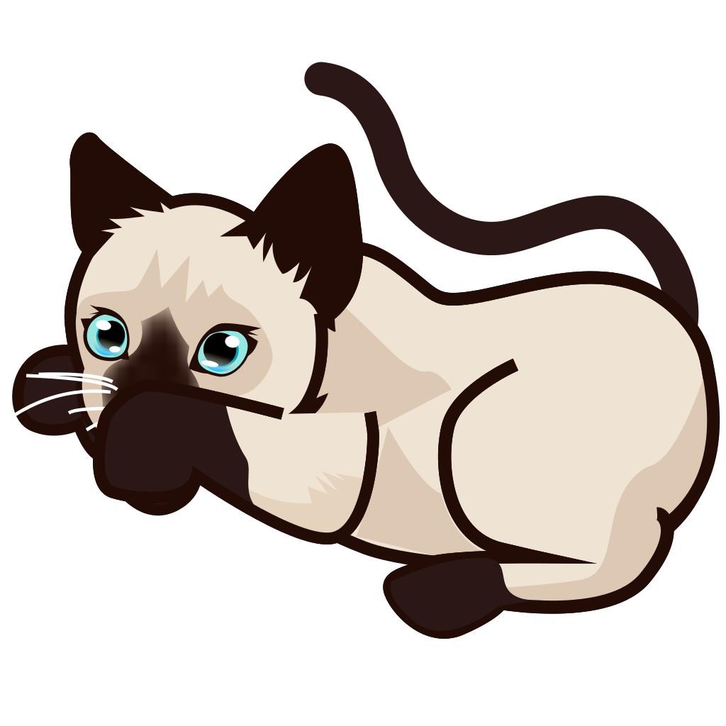 Siamese Cat svg #17, Download drawings